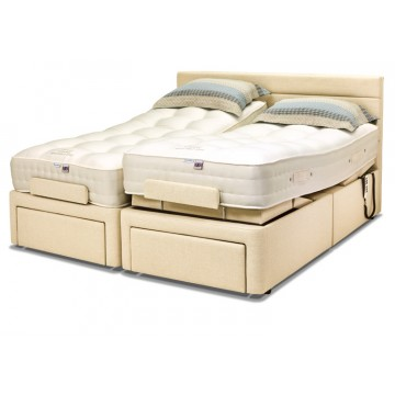 Sherborne 6ft Dorchester Adjustable Bed - Zero Rated VAT
