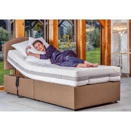 Sherborne 3ft Regency Adjustable Bed - Zero Rated VAT