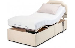 Single 3' Adjustable Bed