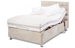 Double  4'  Adjustable Bed