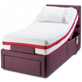 Sherborne 3ft Dorchester Adjustable Bed - Zero Rated VAT