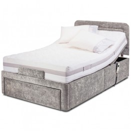 Sherborne 4ft Dorchester Adjustable Bed - Zero Rated VAT
