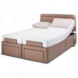 Sherborne 5ft Dorchester Adjustable Bed - Zero Rated VAT