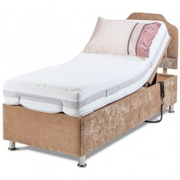 "Sherborne 2'6"" Hampton Adjustable Bed - Zero Rated VAT"
