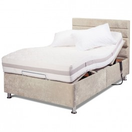 Sherborne 4ft Hampton Adjustable Bed - Zero Rated VAT