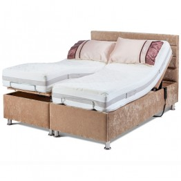 Sherborne 5ft Hampton Adjustable Bed - Zero Rated VAT